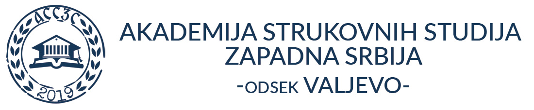 Valjevo Business School of Applied Studies